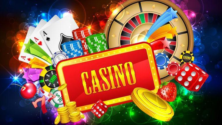 Casino sign - casino for sale - online casino - land based casino